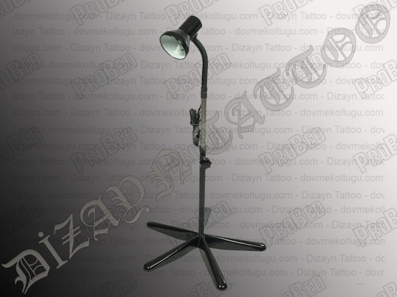5. Floor Lamp, Tattoo Lamp Tattoo