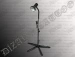 5. Floor Lamp, Tattoo Lamp Tattoo