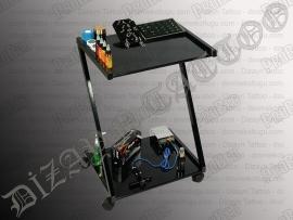 2 Katlı Z Tipi Cihaz Taşıma ve Setup Masası