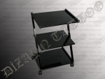 3-storey z-type Table transport and Setup the device