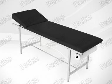 Katlanır Ayaklı Masa (Havluluk Aparatlı - Siyah)