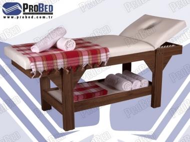 sırt kısmı hareketli masaj masası