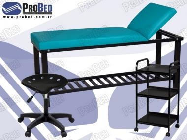 sir ağda yatağı, güzellik malzemesi, plastik oturaklı tabure