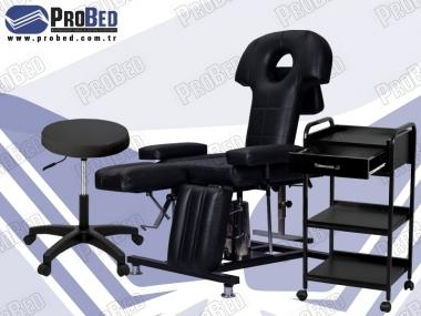 dövme koltuğu, dövme setup masası, dövmeci sandalyesi