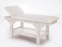 Ahşap bakım masası, bakım yatakları, cilt bakım yatakları, sir ağda yatağı