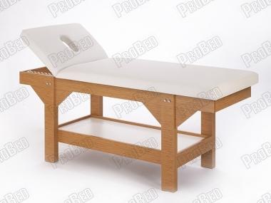 Wood Maintenance Bed