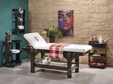 Face Put Native Spa Bed