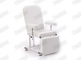 ProBed-3007 seats, backrest and footrest movable portion