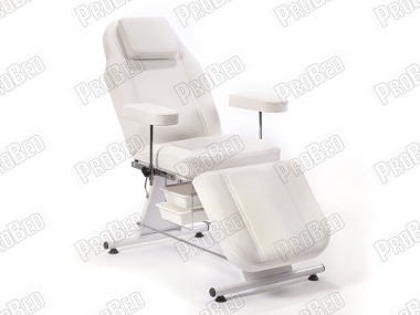 Back and Foot Part Moving Seat (Plastic Clutch)