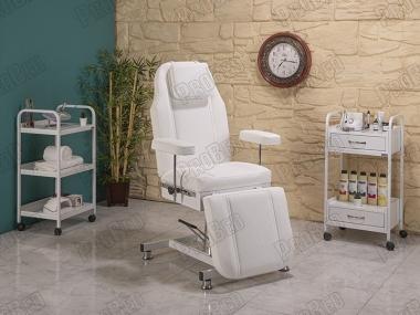 Klassische Hautpflege Hidrolikli Stuhl (Höhenverstellbar)