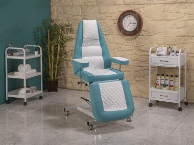 Hidrolikli Seat Double-Footed (Height-Adjustable)