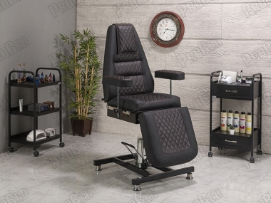 High-motion Hotshot Seat