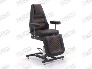 Extra-High-Moving Hydraulic Seat