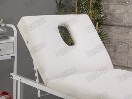 Basic Katlanır Ayaklı Bakım ve Masaj Masası   Beyaz