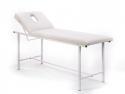 Basic Katlanır Ayaklı Bakım ve Masaj Masası | Beyaz
