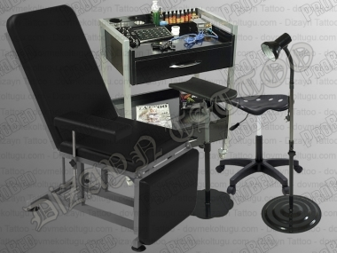 Tattoo-Studio-Equipment, Set-3