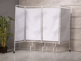 4 Winged Shell Curtain