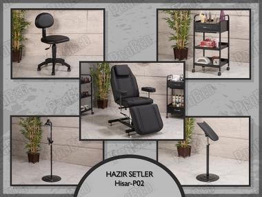 Ready Sets   Karya-P02   Seat, Sehpa, Chair, Lamp, Kolluk