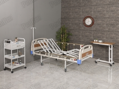 Strapless Patient Bed
