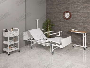 Potty Patient Bed