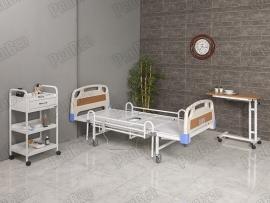 Lazımlıklı Delikli Hasta Yatağı