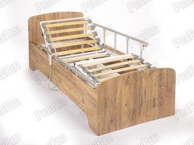 Wood Patient Bed