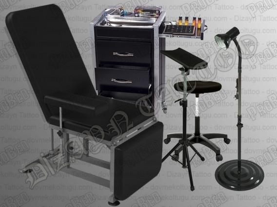 Dövme Stüdyo Ekipmanları Set-4