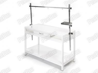 Sabit Veteriner X-ray Masası, Tasma Asma Aparatlı Veteriner Masası, Ucuz Pet Rontgen Masası