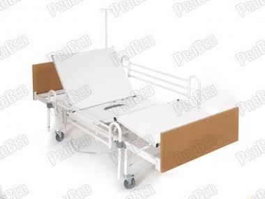Lazımlıklı Hasta Yatağı, Yaşlı Hasta Bakım Yatağı, Serum Askılıklı Hasta Bakım Yatağı, Tekerlekli Hastane Yatakları