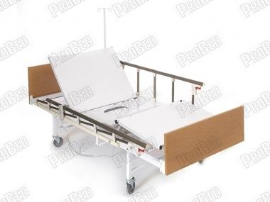 Serum Askılıklı Karyola, Hasta Karyolası, Yaşlı Bakım Yatağı, 2 Motorlu Hastane Yatağı, Kumandalı Hasta Yatağı