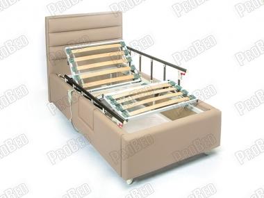 Hareketli Karyola ve Yatak Sistemleri, Lazımlıklı Yatak, Yaşlı Bakım Karyolası, Korkuluklu Karyola