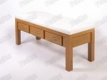 Foça Ahşap Bakım Masası   Bambu