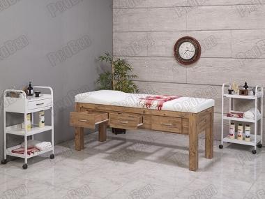 Wood Maintenance Desk