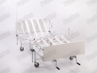 Tekerlekli Hastane Yatağı, Frenli Tekerli Hasta Yatağı, Manuel Hastane Yatağı, Yaşlı Yatağı