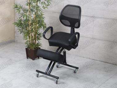 Depreciated Upright Posture Chair   The Arklight-Black