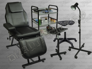 Tattoo Studio Equipment Set-5