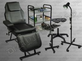 Dövme Stüdyo Ekipmanları Set-5