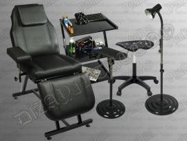 Dövme Stüdyo Ekipmanları Set-6