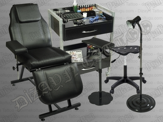 Dövme Stüdyo Ekipmanları Set-7