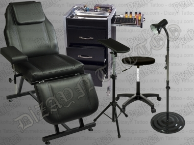 Set Tattoo Equipment Tattoo-Studio St-7