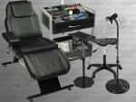 Dövme Stüdyo Ekipmanları Set-11