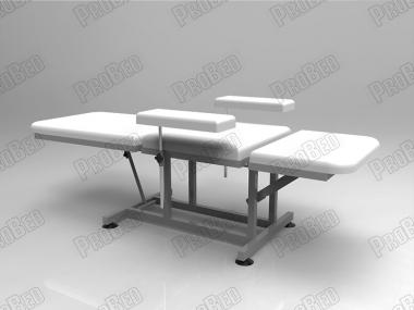 Blutentnahme-Stuhl (Weiß)