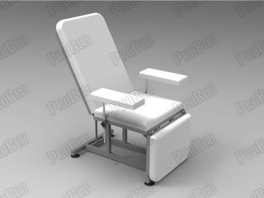 Кресло Для Забора Крови (Белый)