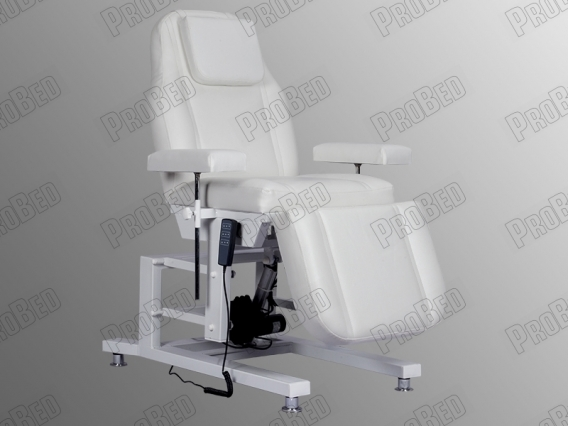 October 3 Motorized Electric Hair Chair   ProBed-8606