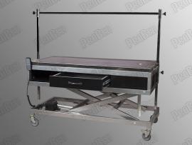 Elektrikli Veteriner Operasyon Ameliyat Masası (Paslanmaz)