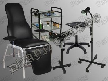 Dövme Stüdyo Ekipmanları Set-13