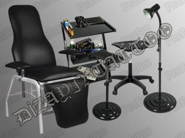 Dövme Stüdyo Ekipmanları Set-14