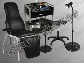 Dövme Stüdyo Ekipmanları Set-15