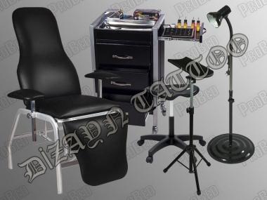Dövme Stüdyo Ekipmanları Set-16