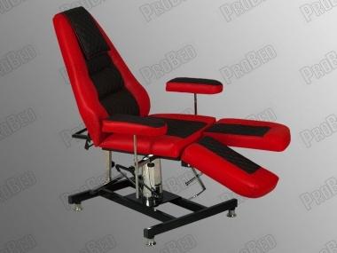 Hidrolikli Seat Double-Footed (Height-Adjustable)